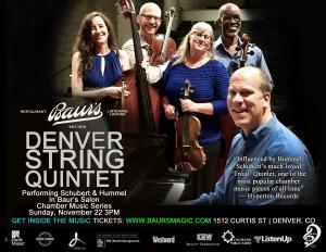 11.22 Denver String Quintet Flyer