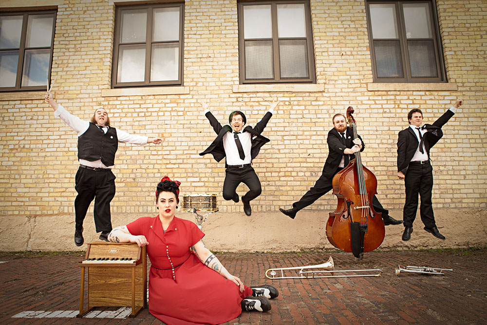 Davina & The Vagabonds – Fresh Spin on an Old Sound | MAS